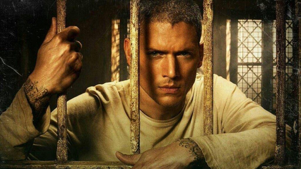 Prison Break - migliori serie TV Netflix