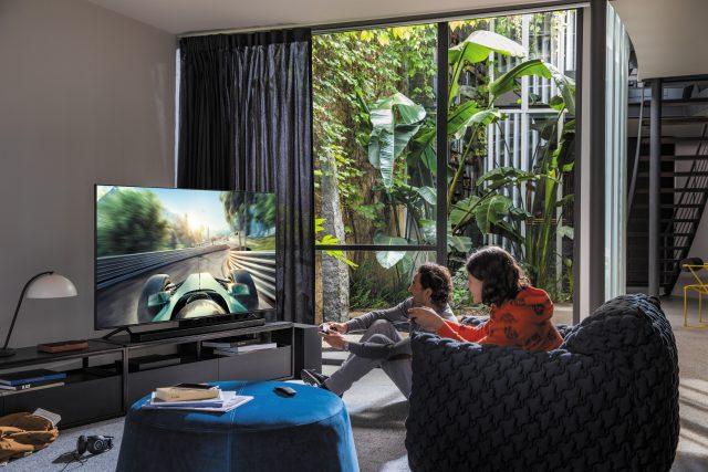 Samsung Remote Access Smart TV