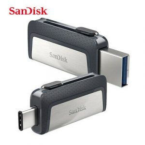 Sandisk Ultra Dual 32 GB USB 3.1 Type c