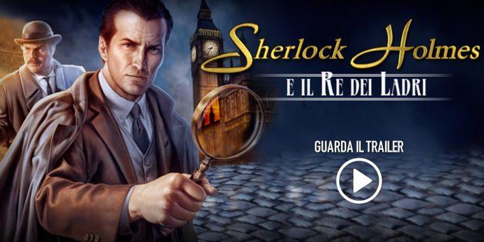 Sherlock Holmes e il Re dei Ladri
