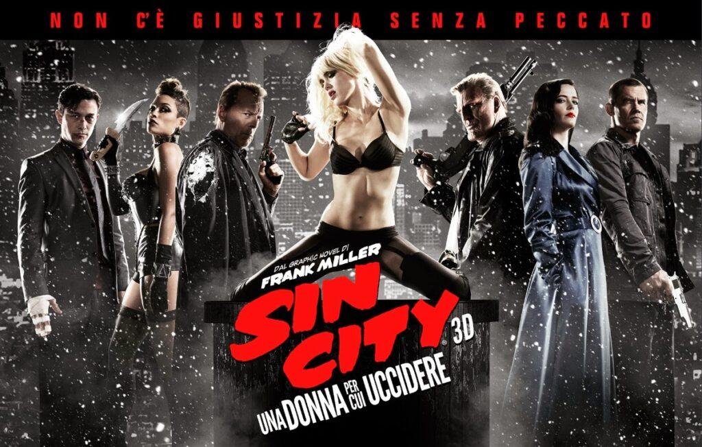 Sin City - novità Netflix maggio 2020
