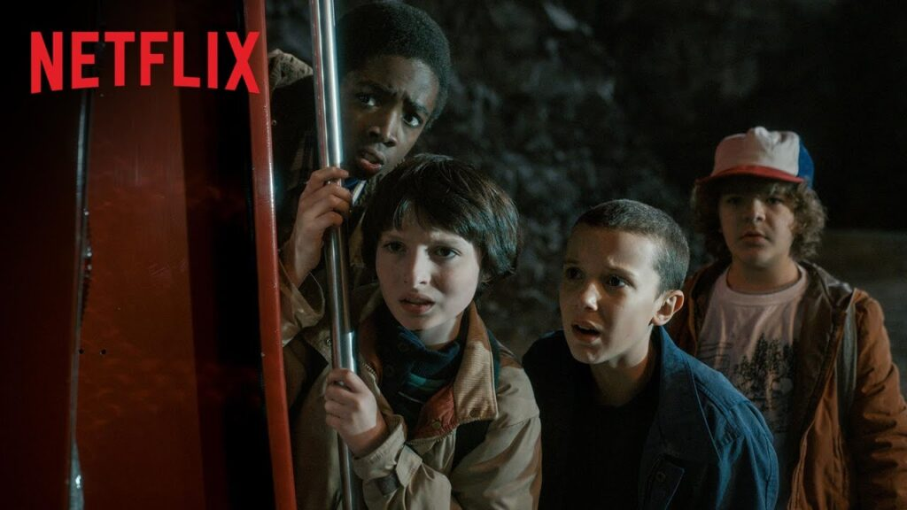 Stranger Things - migliori serie TV Netflix