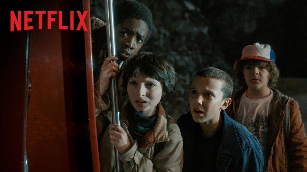 Stranger Things - migliori serie TV Netflix