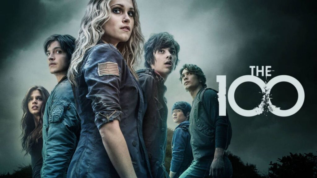 The 100 - migliori serie TV Netflix