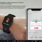 Temperatura corporea sempre sotto controllo con questo smartwatch 3