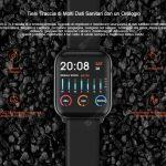 Temperatura corporea sempre sotto controllo con questo smartwatch 4