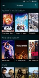 Timvision app