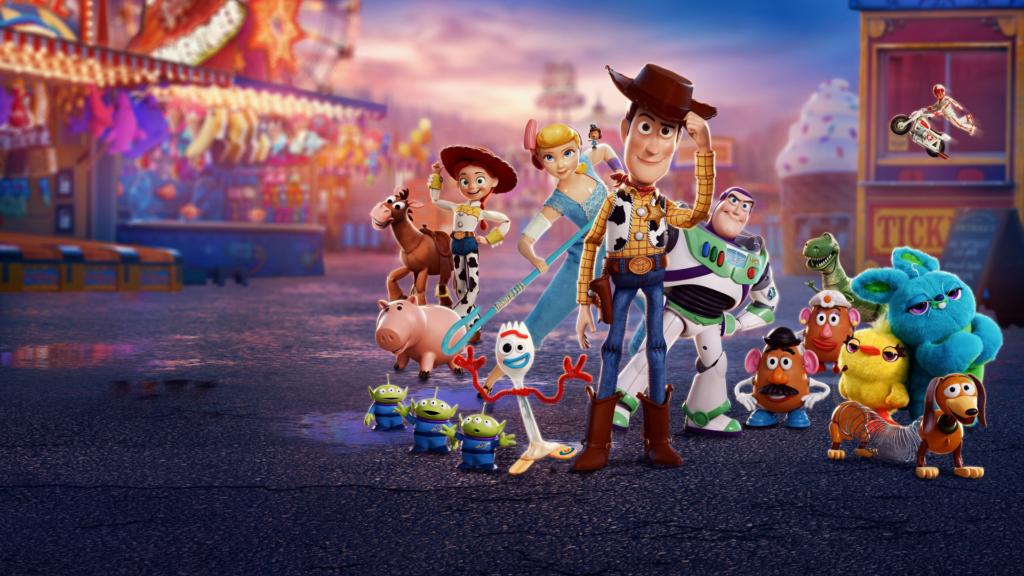 Toy Story 4 - novità disney+ maggio 2020