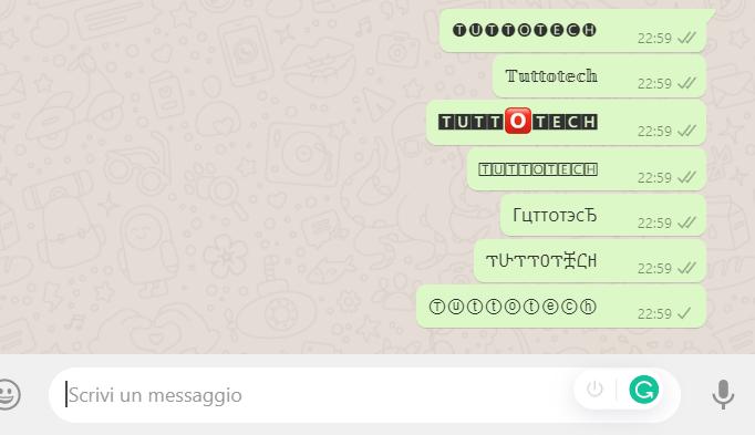Caratteri ASCII, cosa sono e come scrivere con i caratteri speciali 2