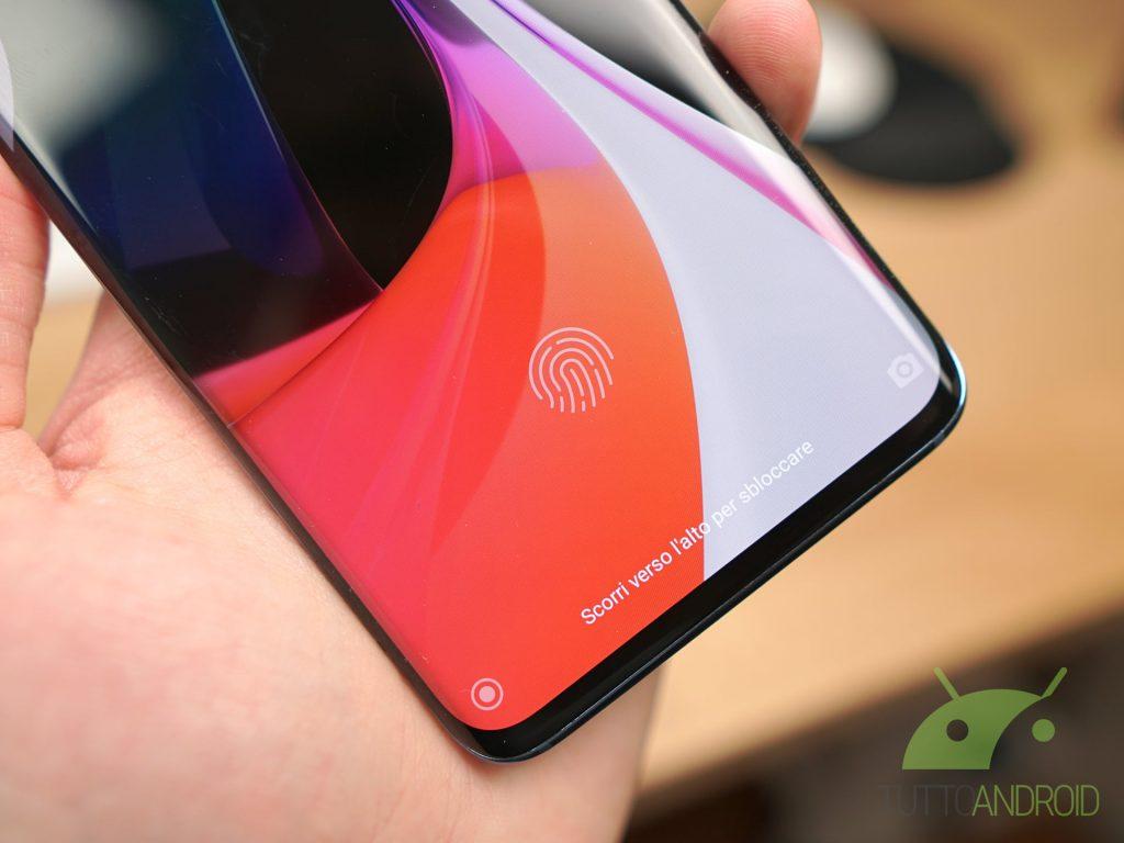 Fingerprint Xiaomi Mi 10 Pro