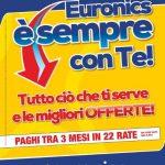 volantino euronics aprile 2020