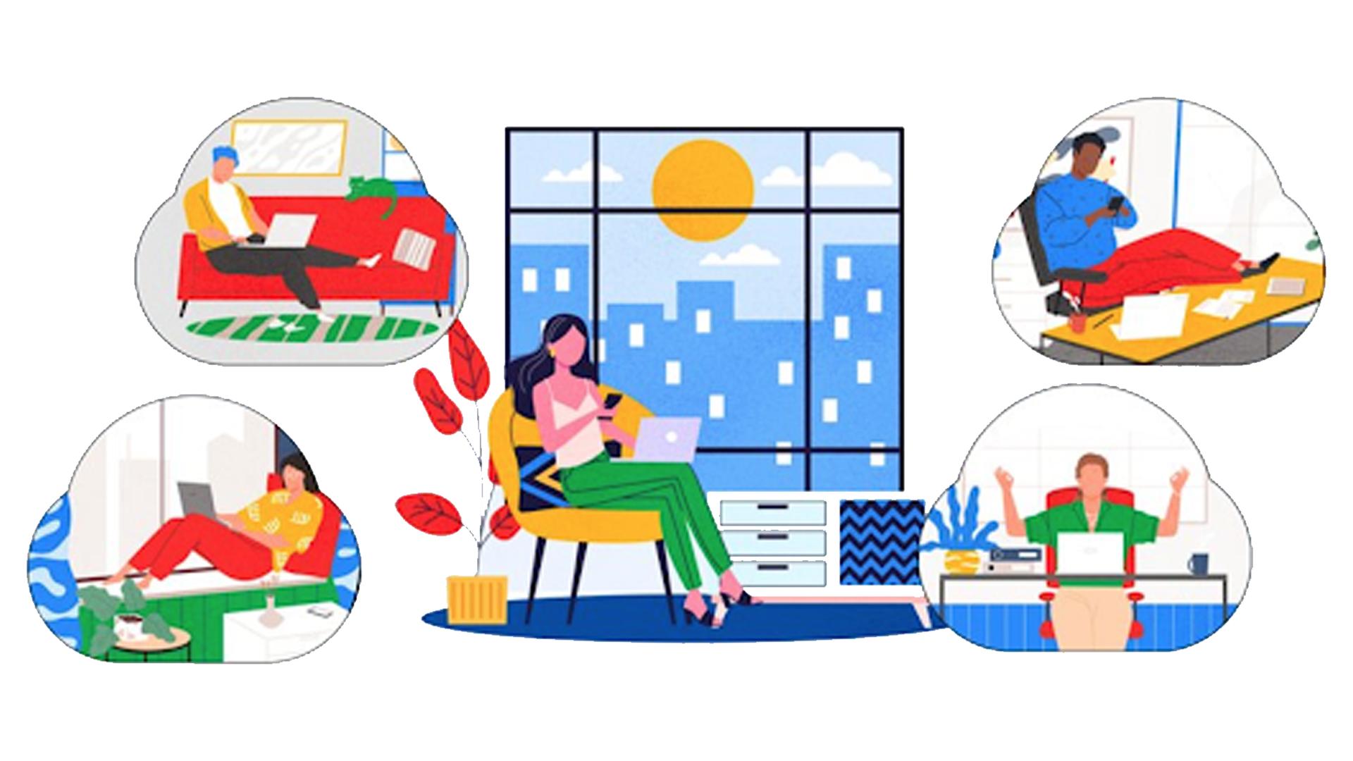 Google Meet diventa gratis per tutti