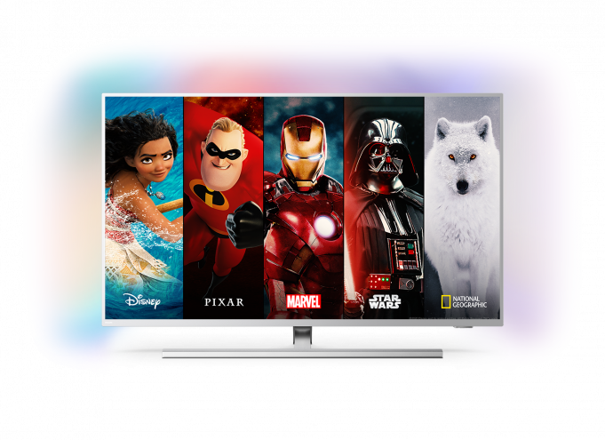 philips disney plus smart tv android supporto