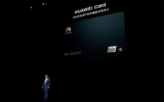 presentazione Huawei Card