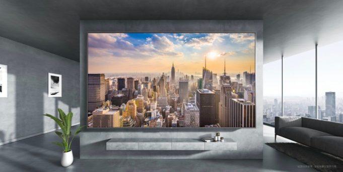 redmi smart tv max 98 sviluppo