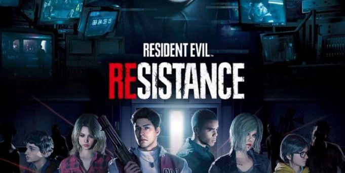 resident evil resistance beta pc playstation 4