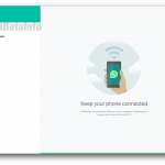 whatsapp web beta modalità scura 2.2013.7