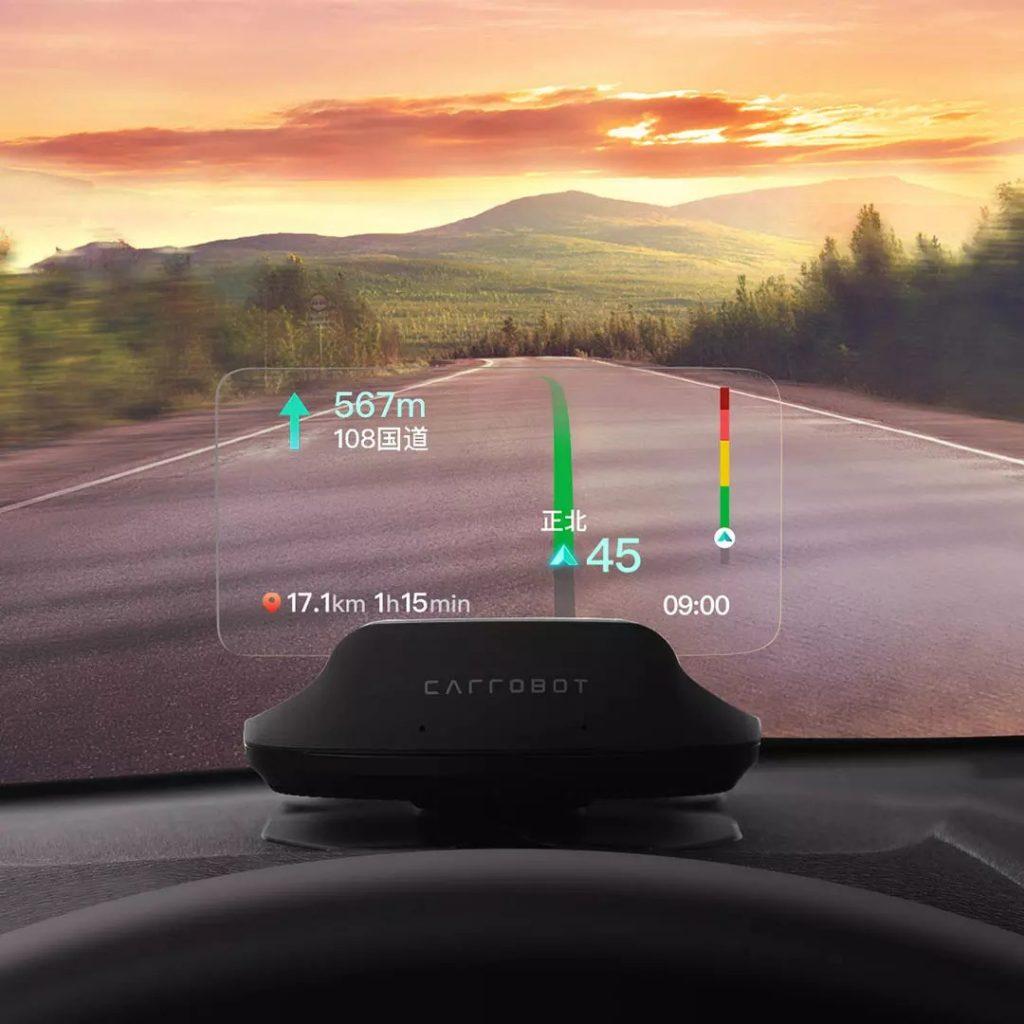 xiaomi carrobot smart hud ufficiale specifiche prezzo