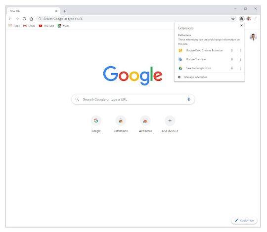 Google Chrome 83 introdurrà controlli più intuitivi per privacy e sicurezza 4