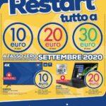 volantino Restart Euronics
