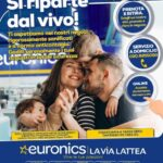 volantino Euronics si riparte dal vivo