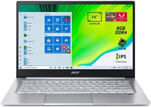 Acer Swift 3 con Ryzen 5 4500U
