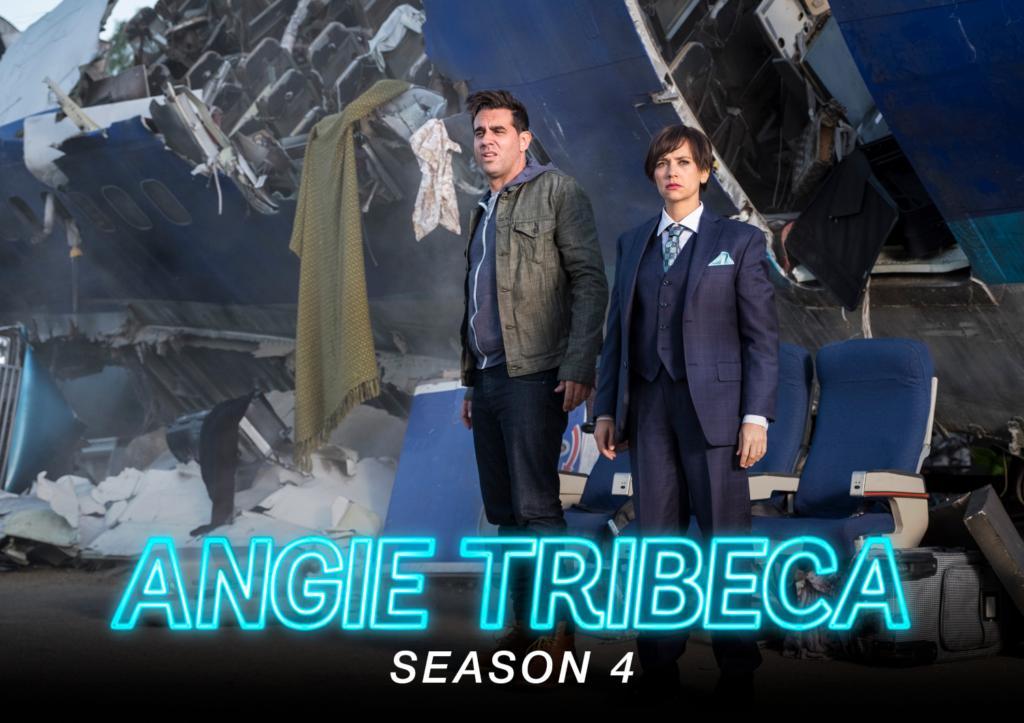 Angie Tribeca - novità Infinity TV giugno 2020