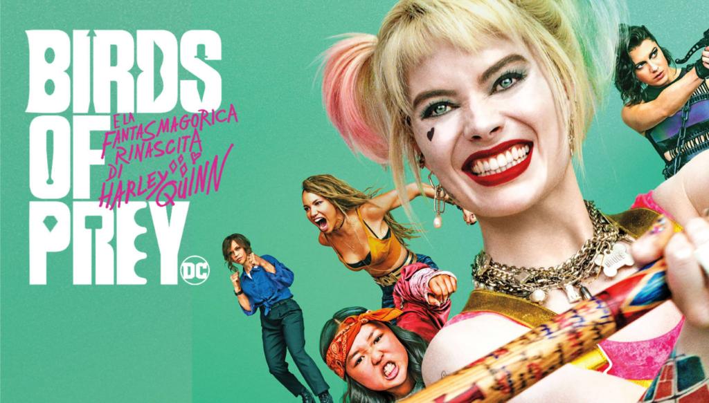 Birds of Prey e la fantasmagorica rinascita di Harley Quinn - novità Infinity TV giugno 2020