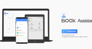 Onyx Boox Assistant
