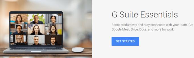 Google G Suite Essentials
