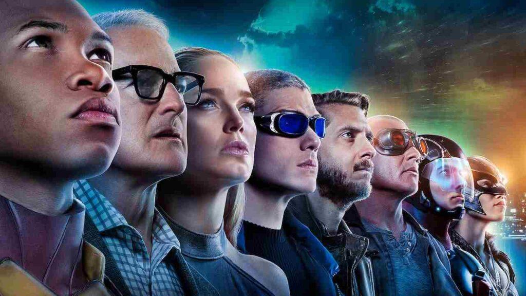 DC's Legends of Tomorrow - novità Infinity TV maggio 2020