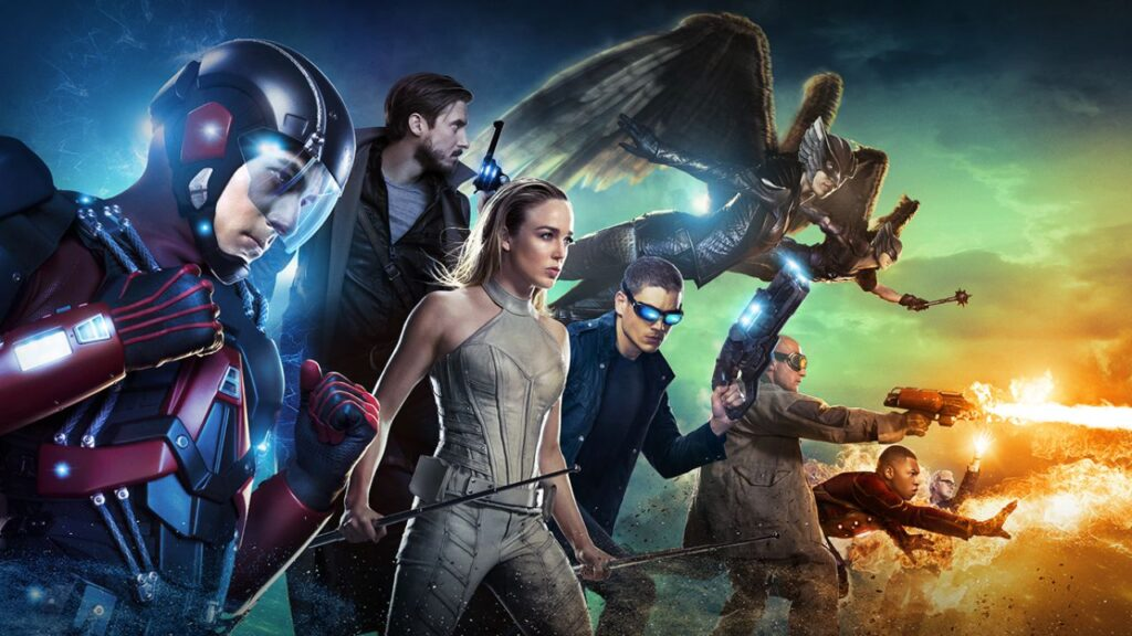 DC's Legends of Tomorrow - novità Netflix giugno 2020
