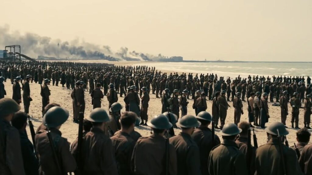 Dunkirk - novità Netflix giugno 2020