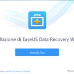 Con EaseUS Data Recovery Wizard recuperare i dati cancellati è un gioco da ragazzi 1