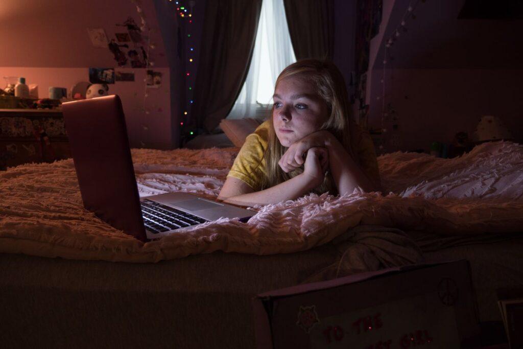 Eighth Grade - Terza media - migliori film Netflix