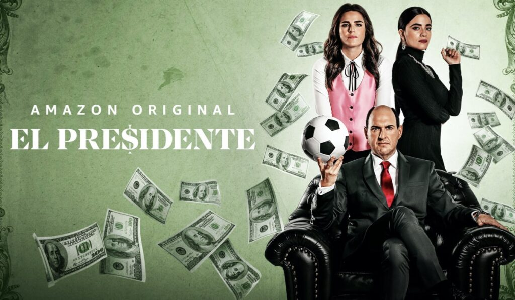 El Presidente - novità Amazon Prime Video giugno 2020