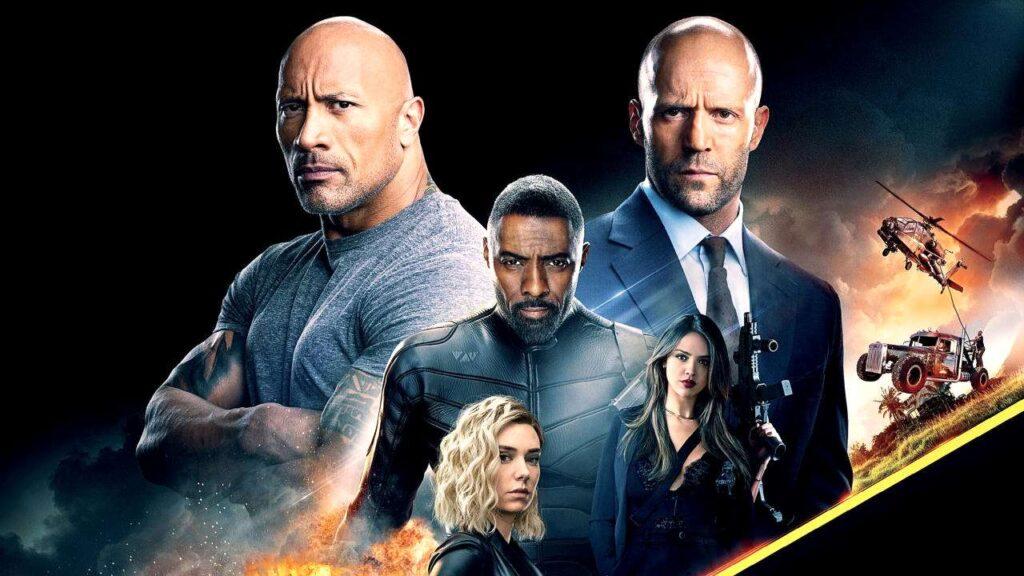 Fast & Furious - Hobbs & Shaw - novità NOW TV e Sky maggio 2020