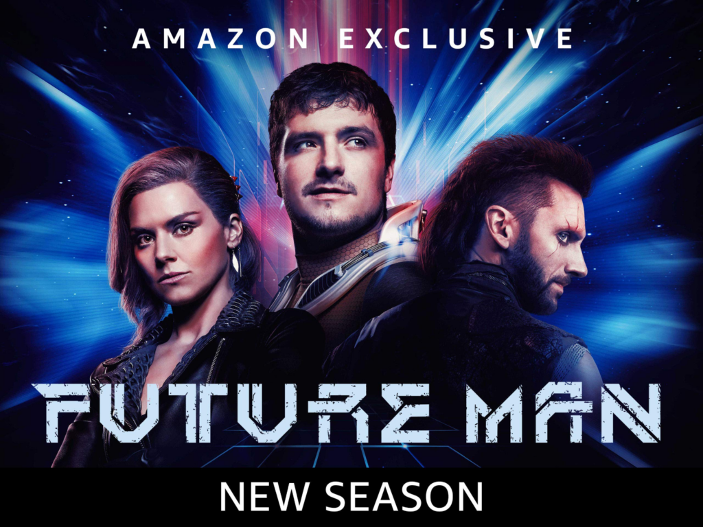 Future Man - novità Amazon Prime Video giugno 2020