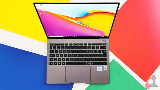 Huawei Matebook X Pro 2020 recensione