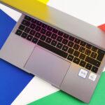 Huawei Matebook X Pro 2020 tastiera