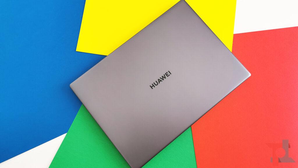 Huawei Matebook X Pro 2020 design