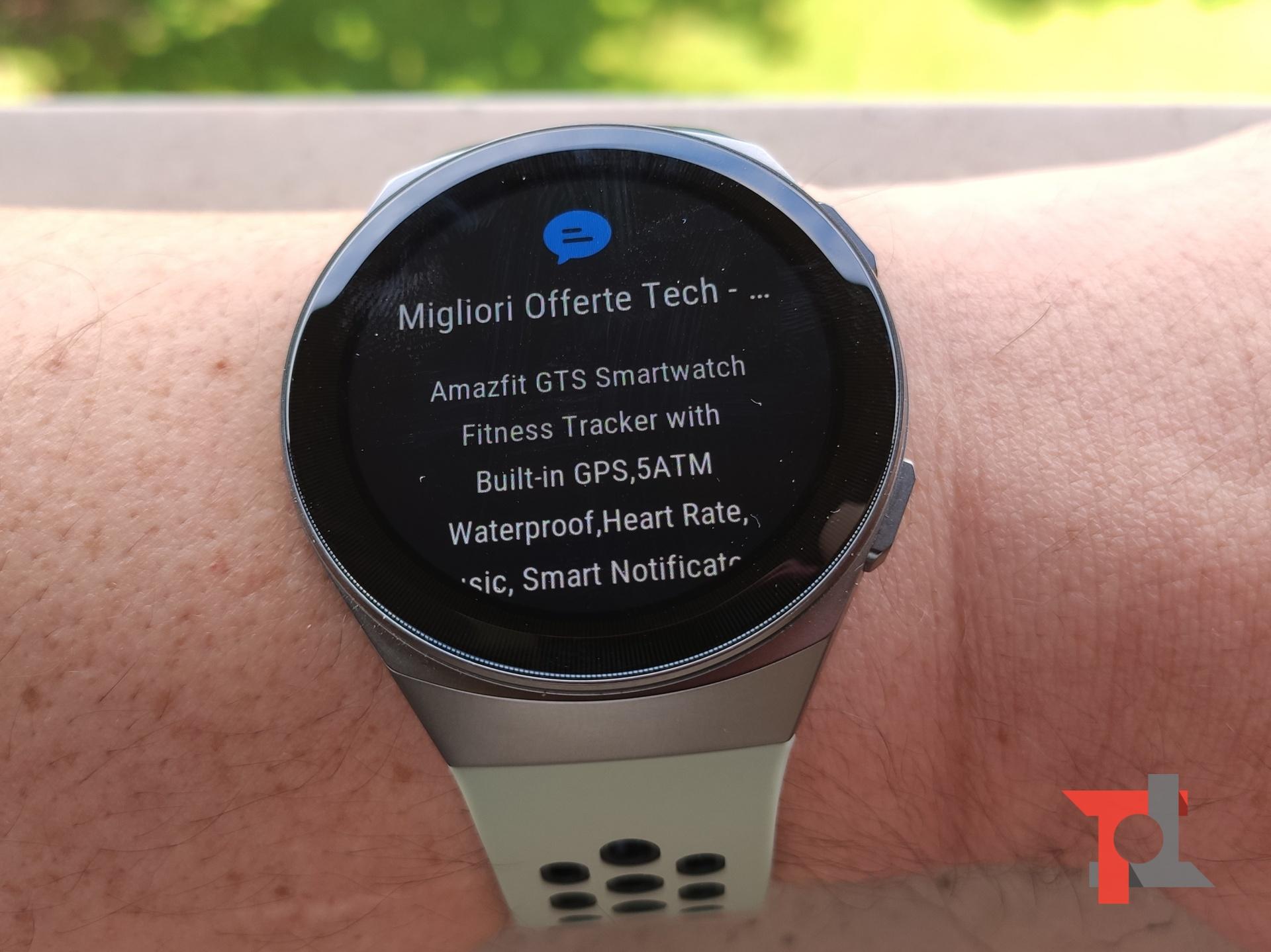 Recensione Huawei Watch GT 2e, perfetto connubio tra smartwatch e sportwatch 4