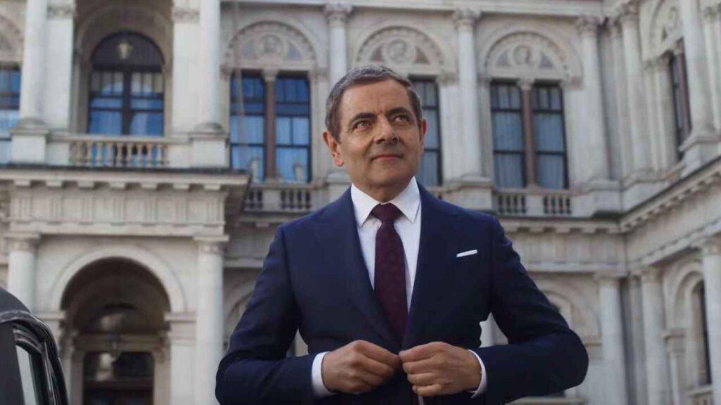 Johnny English colpisce ancora - novità Amazon Prime Video giugno 2020
