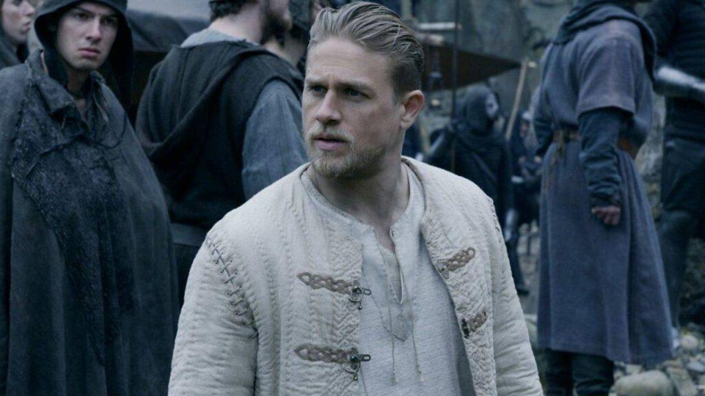 King Arthur - Il potere della spada - novità Netflix giugno 2020