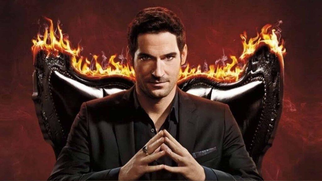 Lucifer - migliori originals Netflix