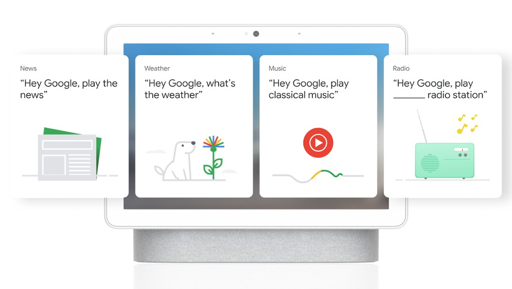 Google testa nuove funzioni per Nest Hub Max e Google Chrome 2