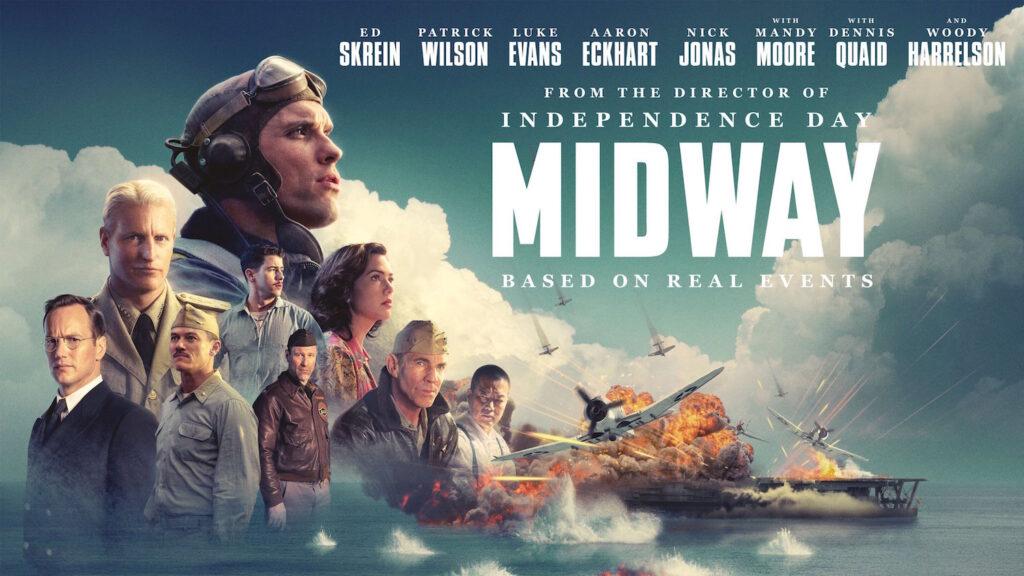 Midway - novità giugno 2020 NOW TV Sky On Demand