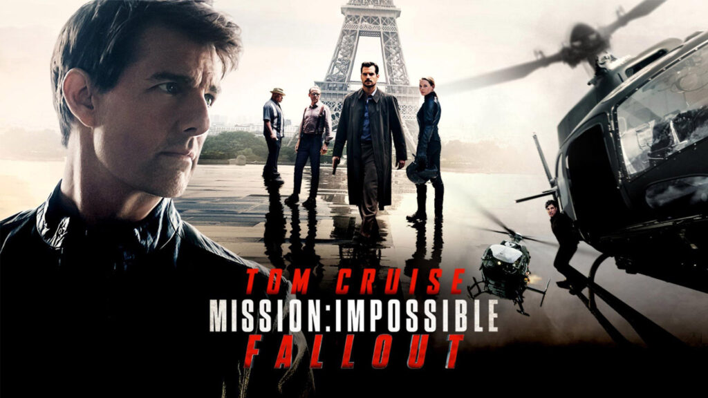 Mission: Impossible - Fallout - migliori film Netflix