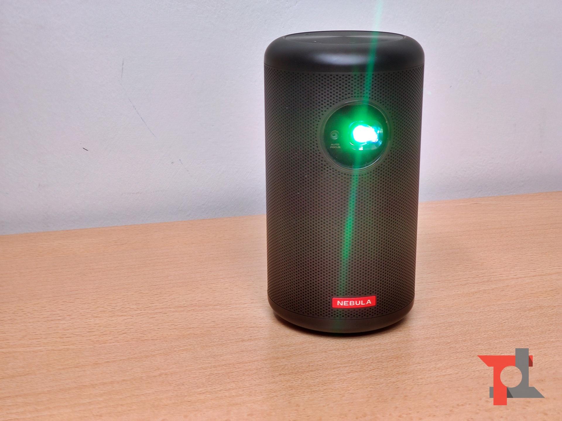 Recensione NEBULA Capsule Max, un videoproiettore portatile davvero eclettico 6