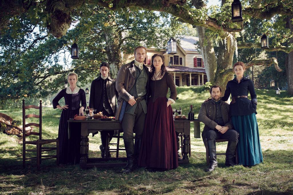 Outlander 5 - novità NOW TV e Sky On Demand giugno 2020